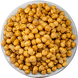 Salted Chick Pea