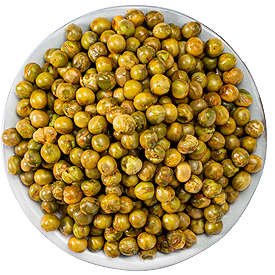Spicy Green Pea
